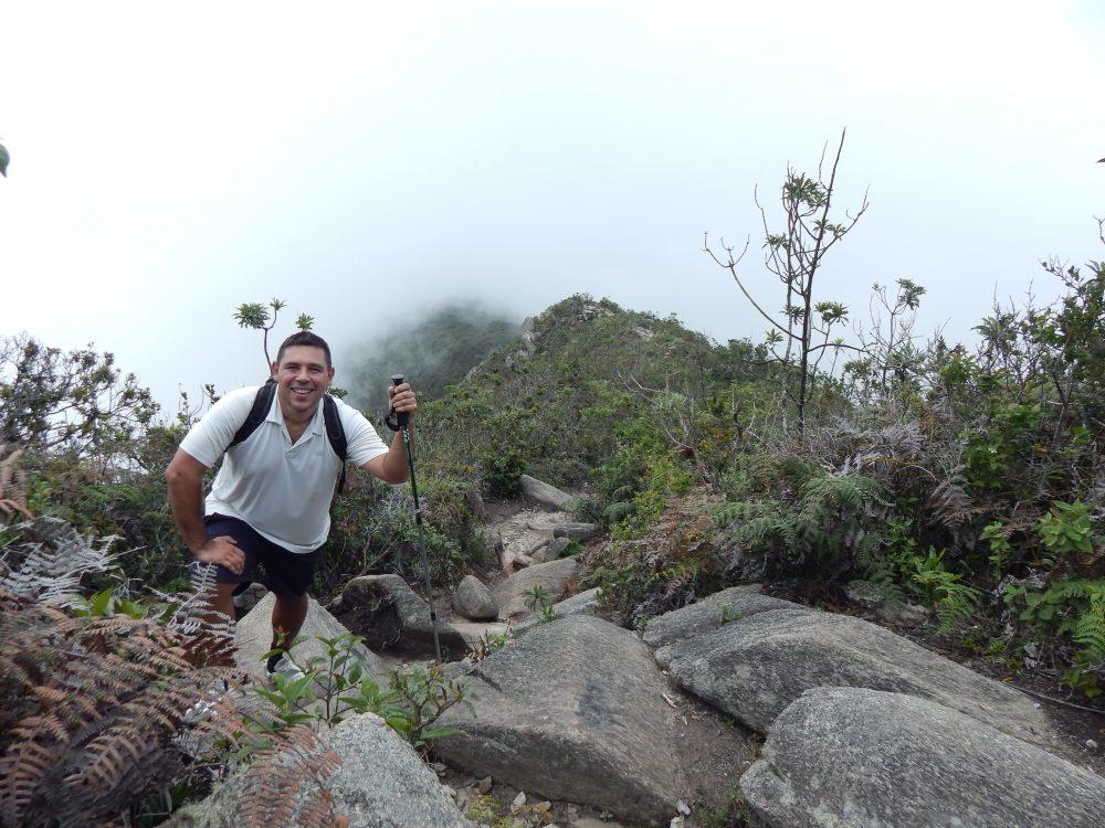 Parque Nacional El Avila rutas